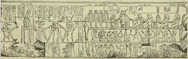Luxor Nativity Scene