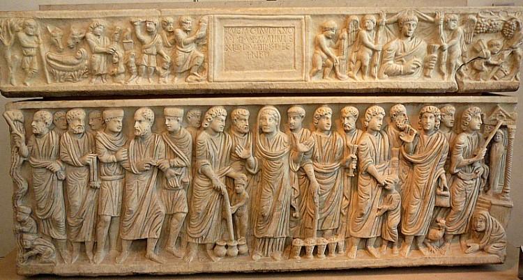 MarcusClaudianus-Sarcophagus