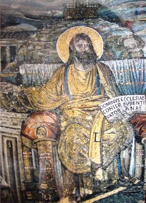 pudenziana-Jesus